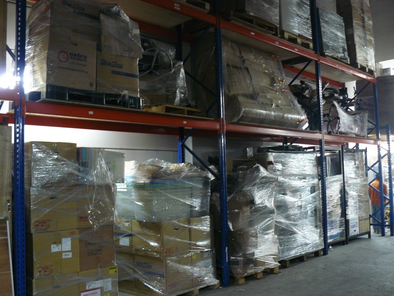 Storage Warehouse Singapore